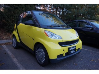 2013 Smart Fortwo Passion 2D Coupe